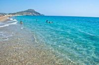 Island of Rhodes, Greece - Beaches