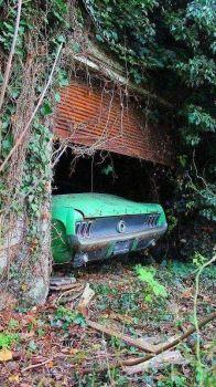 Abandoned place 109