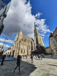 St. Stephen's Cathedral in Vienna, Austria 2021 03 12