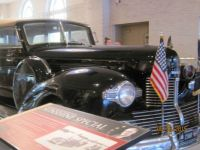 1939 Lincoln - Pesident Roosevelt's Car