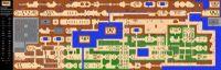Zelda Overworld Map