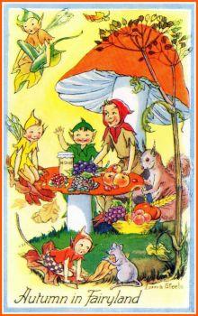 Autumn in Fairyland (smaller size)