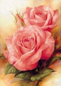 'La Rose'