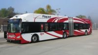MTS 2013 New Flyer XN60 #1102