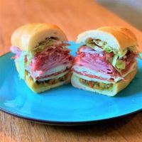 Cold Italian Sandwich