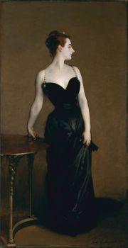 Portrait of Madame X,  John Singer Sargent, 1884