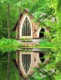 Small Chapel at Callaway Gardens - LaGrange, Georgia ...