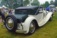 1931 Bugatti Royale type 41.121 Cabriolet Weinberger right rear