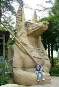 Anubis from Singapore