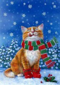 'Kitten Mittens' by Irina Lombardo