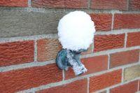 Snowy Faucet