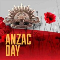 Anzac Day - April 25th