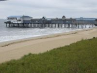 The Pier in Old Orchard Beach, Maine.