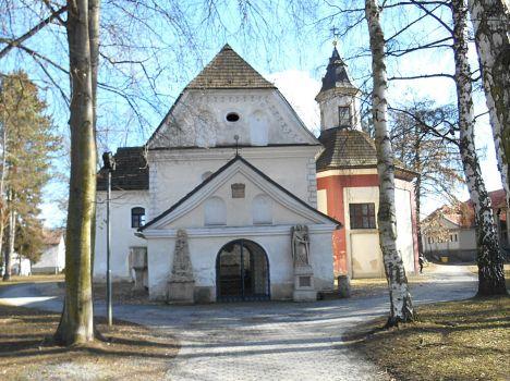Kostel sv. Marka v Soběslavi - St. Mark in Soběslav,CR