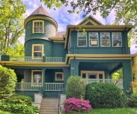 Hedenskog-Levy House Victorian Home in Brookline MA