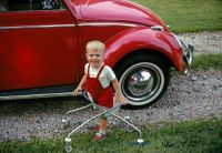 1961 VW Convertible for spunky