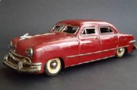 Sweet! Tin Or Tinplate Gunthermann Limo
