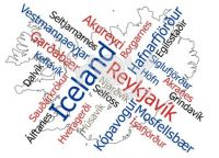 Iceland and City Names