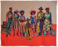 The Warmth Of Other Sons ~ Bisa Butler