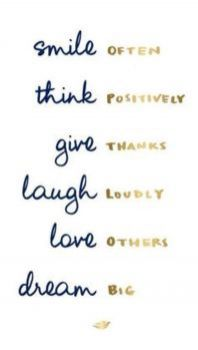Smile often (Medium)