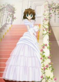 Anime-wedding-dress