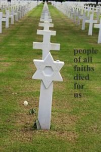 In honor of Memorial Day 2021, a portion of the American Cemetery in Normandy France, See below for details.