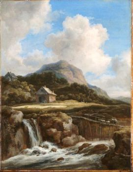 the mountain torrent, 1670