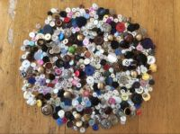 A lifetime's worth of buttons