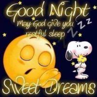 Good night....