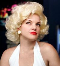 NCIS - Abby as Marilyn Monroe