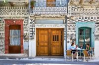 Greek Sidewalk Cafe