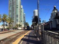 San Fe Depot, San Diego