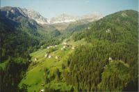 Italian Alpine Village