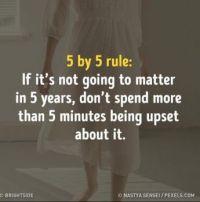 5 by 5 Rule