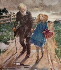 Little Nell -- illus by Jesse Wilcox SMith