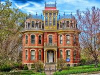 Mansion house Davenport Iowa