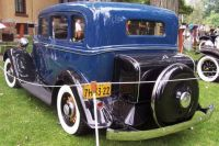 1933 Plymouth --