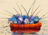 Let's go Fishing NLKCanvas