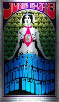 Montery Pop Festival 1967