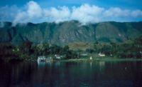 Spectacular Samosir Island in Lake Toba, Sumatra, Indonesia