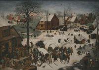 Pieter Brueghel  [bröchel]  I  - Volkstelling