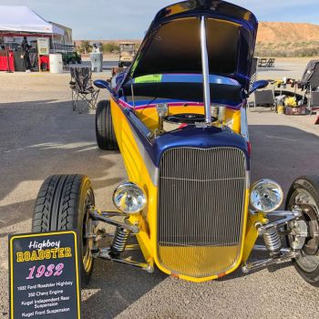'32 Ford Roadster Highboy