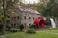 Lovely old grish mill