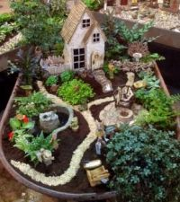 30 Amazing Fairy Garden Ideas You Can Try at Home