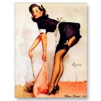 classic pinup girl 8