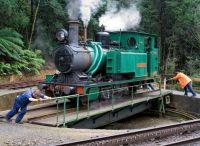 ABT railway West Coast Tasmania