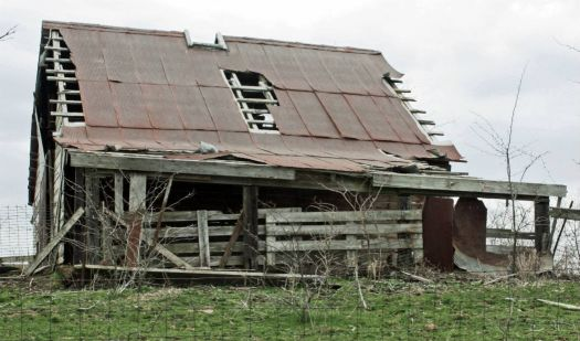 Old Barn~Rural Sangamon County~Illinois