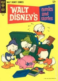 Donald Duck: The Three Detectives
