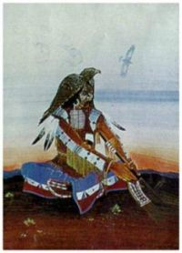 To Father Sky and Mother Earth ~ Rance Hood (Comanche)