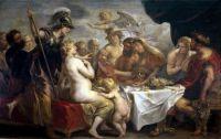 Jacob Jordaens - The Golden Apple of Discord (1633)